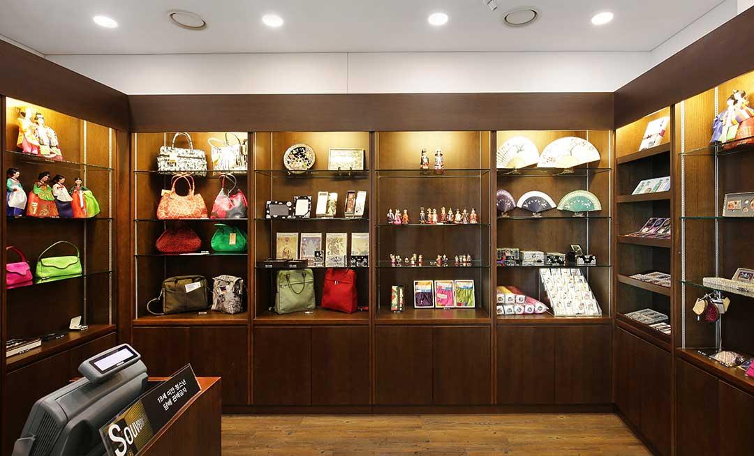 Souvenir Shop Geoje Samsung Hotel